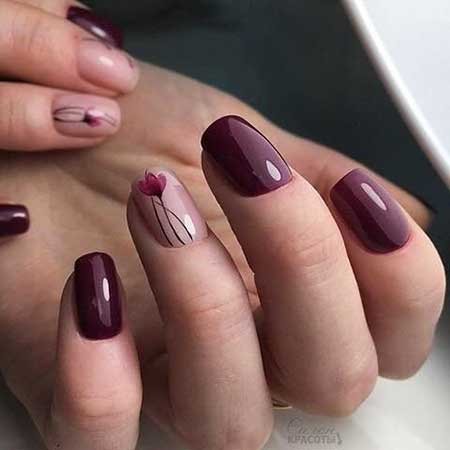 Nail Design, Nail Art 2017, Ombre Nail, Ombré, Nail Polish, Manicures, Nail, Beautiful