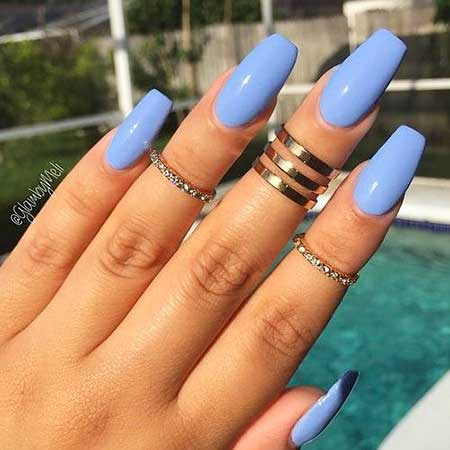 Nail Design, Matte Nail, Nail Idea, Nail, Nail Art 2017, Acrylic, Fall, Nail Ring