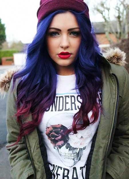 Purple, Colour, Purple, Ombre