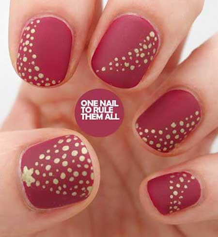 Nail Art 2017, Nail Design, Polka Dots, Dot Nail, Dots, Christmas, Minnie, Minnie Mouse