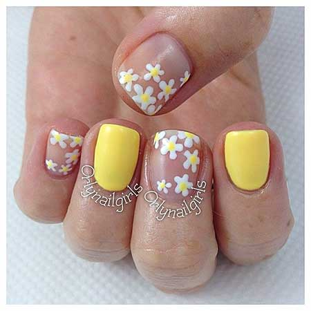 Cute Nails Summer Simple Easy - 20