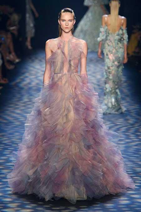 Runway Fashion Dresses Runway NewYork - 20