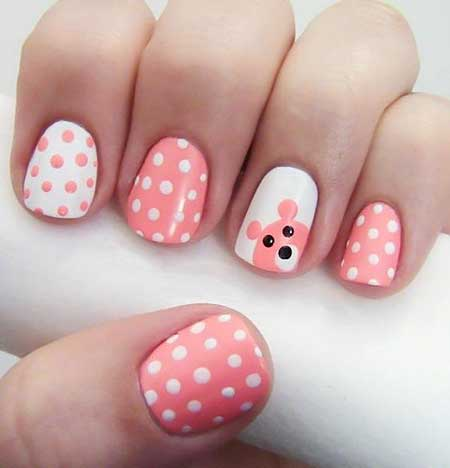 Nails Summer Simple Easy - 21