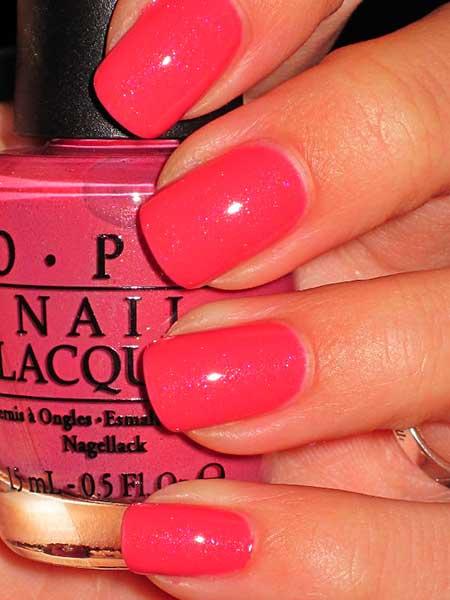 Nails Summer Colors - 21