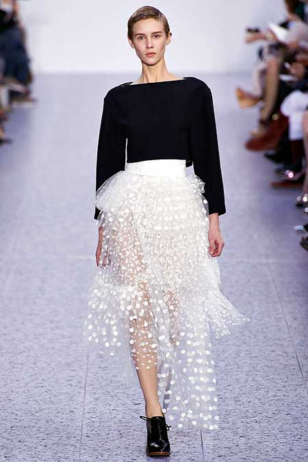 Fashion Dresses Runway Skirts - 21