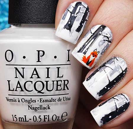 Nail Art 2017, Nail Design, Opi, Art, Nail Idea, Polish, Beautiful