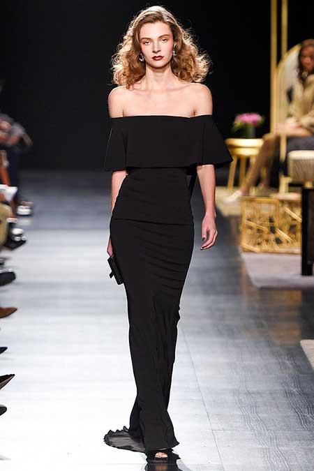 High Fashion Dresses Runway - 22