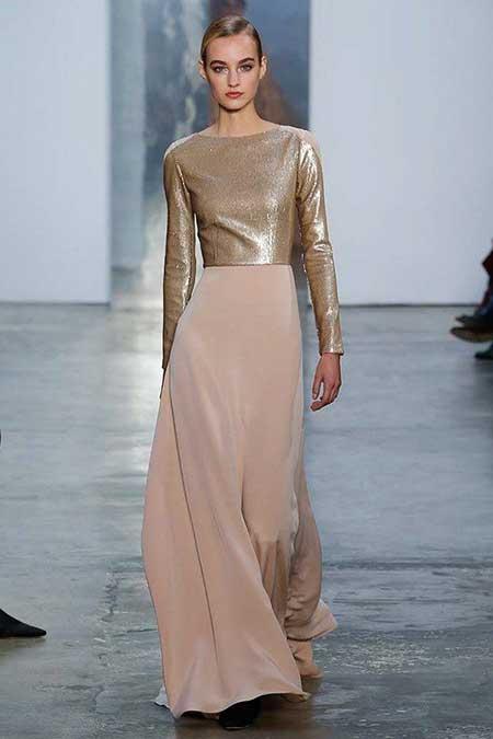 High Fashion Dresses Runway - 23