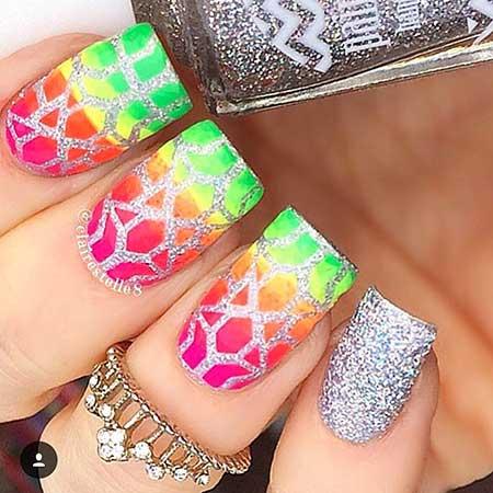 Nails Nails Summer Colors - 23