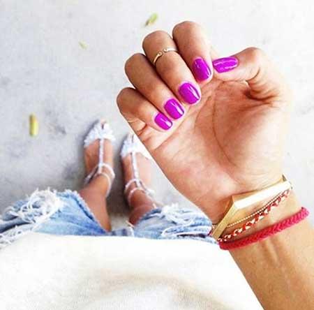Nails Nails Summer Colors 2017 - 24
