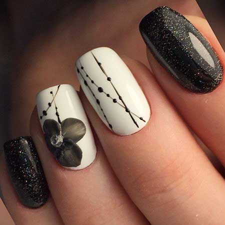 Nail Art 2017, Nail Design, Art, Feather Nail, Nailart, Manicures, Nail