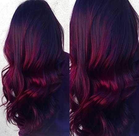 Idea, Colour, Red, Ombre