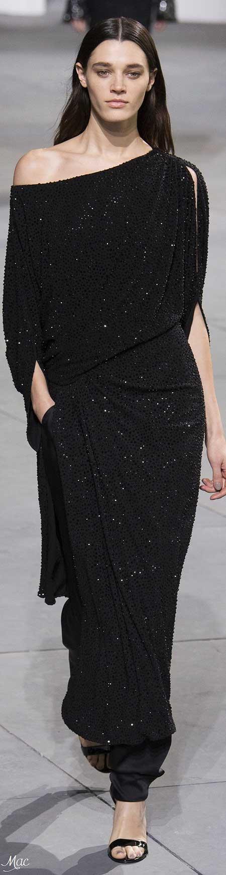 Fashion Dresses Runway NewYork - 26