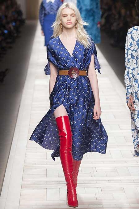 High Fashion Dresses Runway - 27