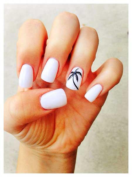 Summer Nails Summer Beach - 27