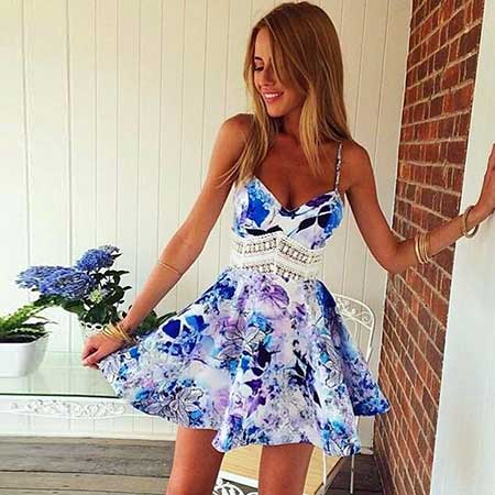 Fashion Fashion Summer Dresses 2017 - 28