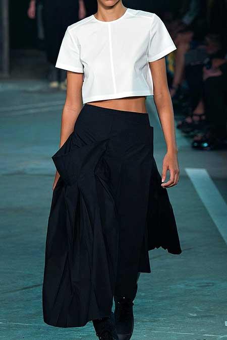 Runway Fashion Dresses Runway Skirts 2017