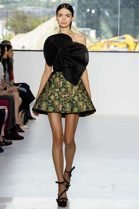 Runway Fashion Dresses Runway NewYork - 30