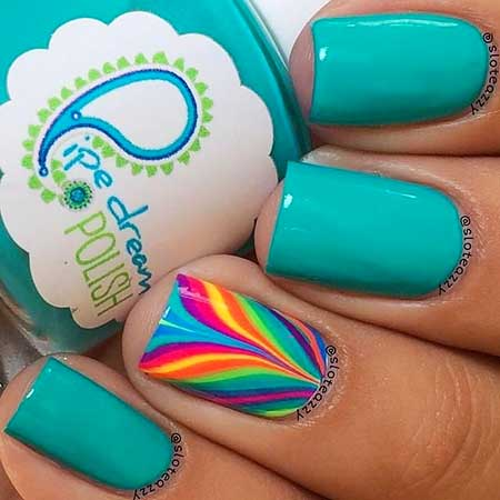 Nails Nails Summer Designs 2017 - 32