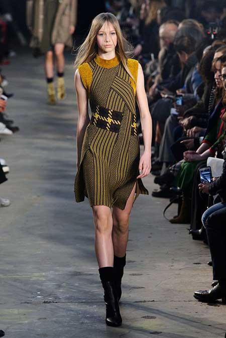 Runway Fashion Dresses Runway NewYork 2017 - 32