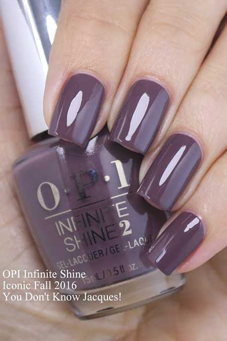 Opi, Fizz, Grape Fizz, Nail, Polish, Nail Polish, Swatch, Nail Art 2017, Nail Design