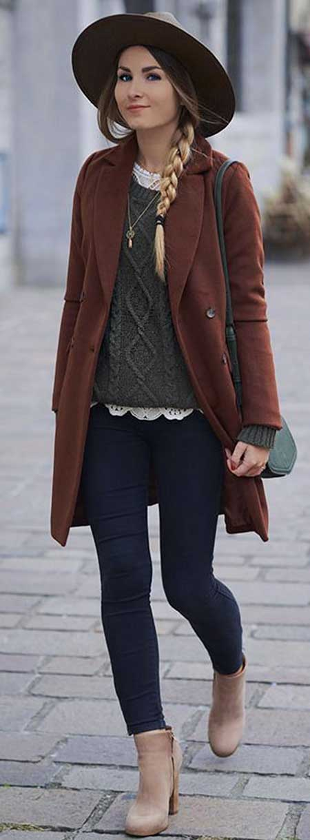 Fashion Dresses Casual Winter