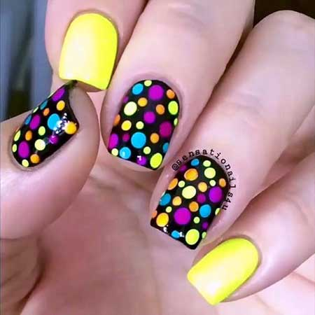 Nails Summer 2016 Color Trends