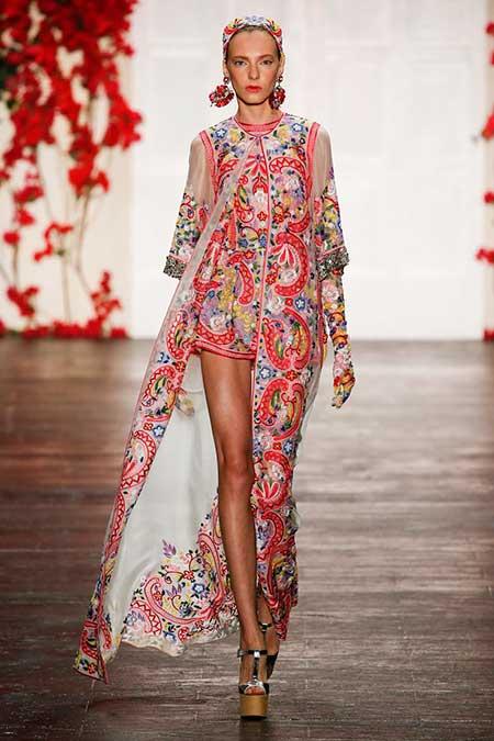 Runway Fashion Dresses Runway NewYork - 40