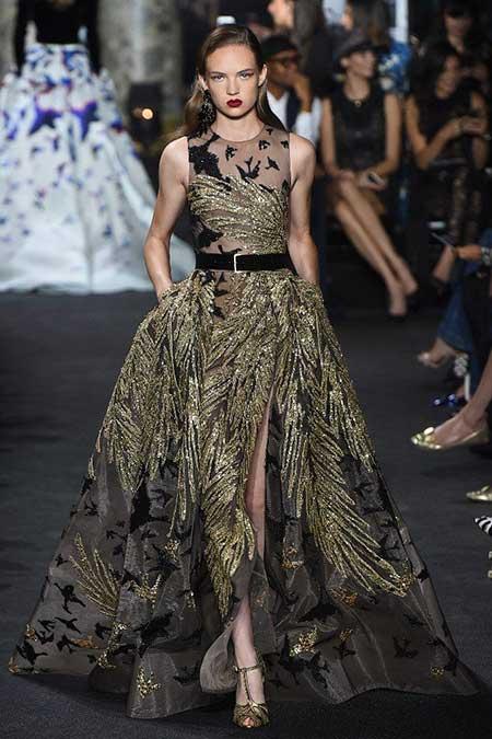 Fashion Dresses Runway