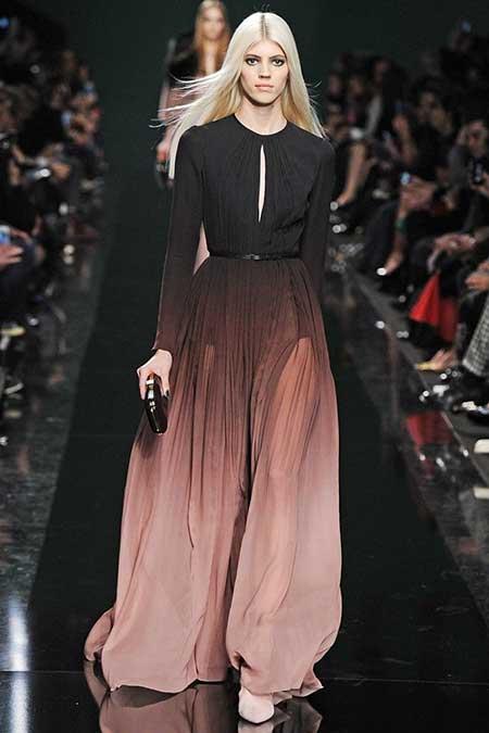 Fashion Dresses Runway NewYork