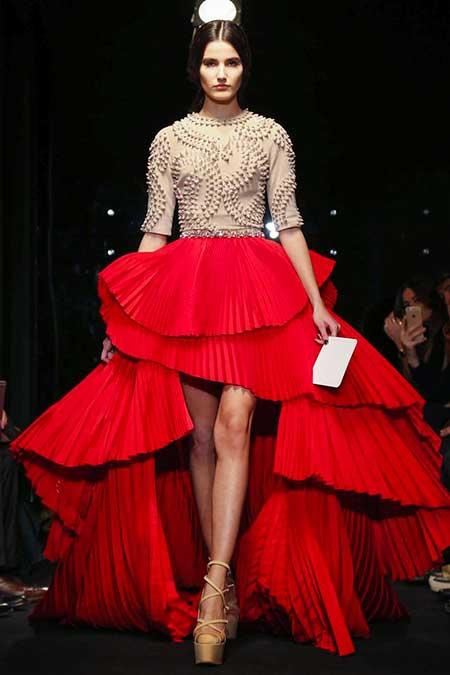 Runway Fashion Dresses Runway Skirts - 6