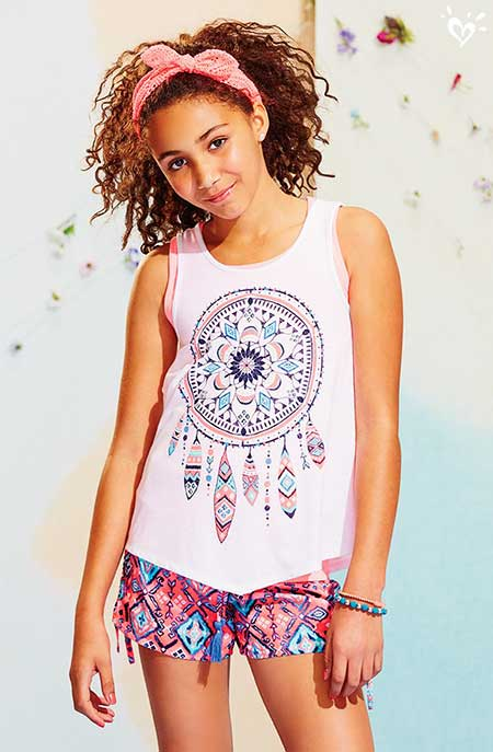 Teenage Fashion Teenage Boho - 6