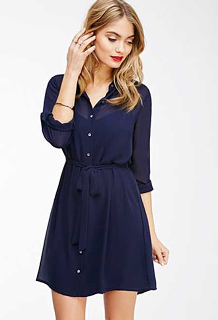 Casual Fashion Dresses Casual Classy - 7