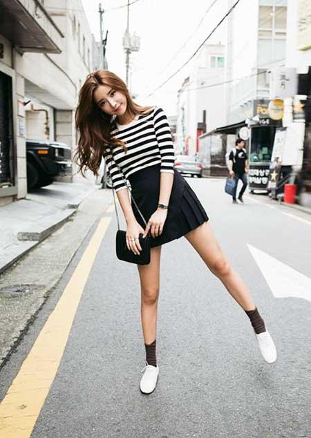 Casual Fashion Dresses Casual Teenage - 7
