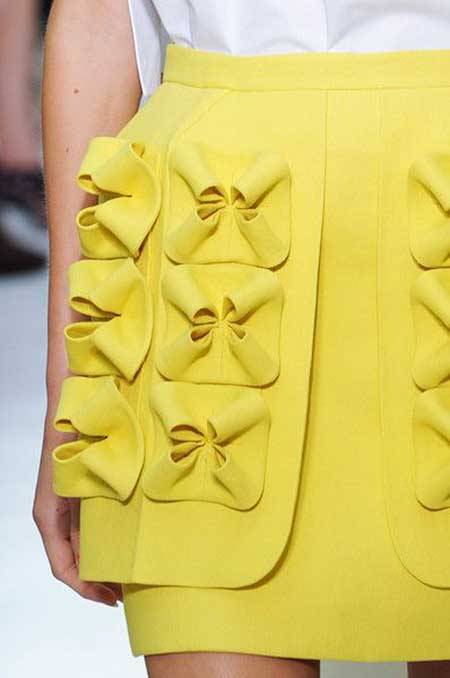 Runway Fashion Dresses Runway Skirts - 7