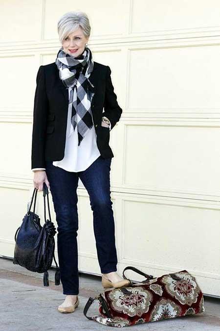 Fashion Fashion Over 40 Casual 2017 - 8