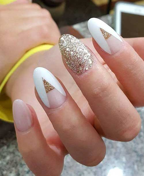 Long Oval Shape Nail Designs-10