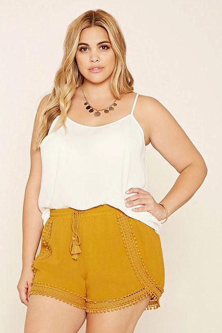Cute Plus Size Outfit Idea, Plus Deals All Crochet