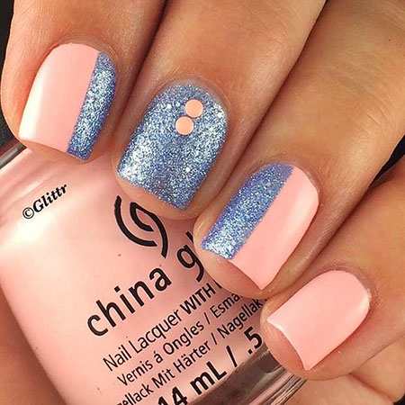 Cute Easy Nail Design, Nails Nail Easy Summer