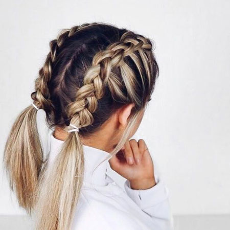 Braids for Short Hair, Hair Braids Hairtyles Braid