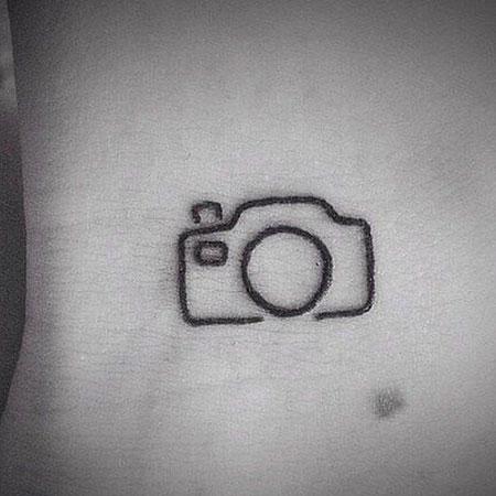 Simple Tattoo Idea, Tattoo Tattoos Small Tiny