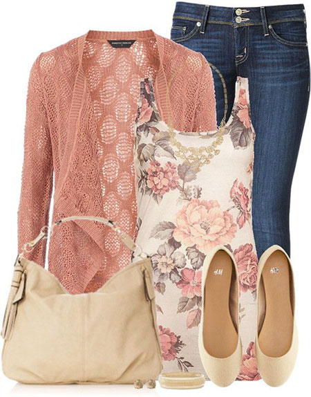 Fashion Idea for Women, Outfits Fashion Spring Daily