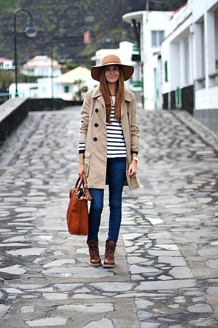 Trench Coat Style Tips
