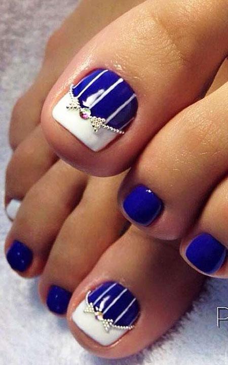 Nail Art Toe Toes