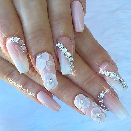 Nails Nail Wedding Designs