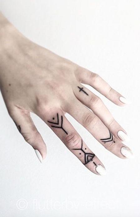 Tattoos Finger Cool Tattoo