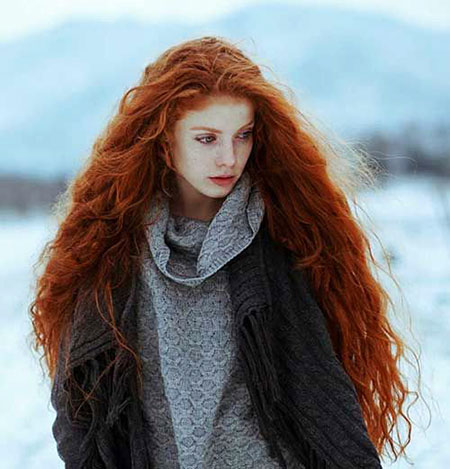 Hair Ginger Von Beauty