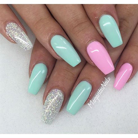 Nails Nail Summer Pink