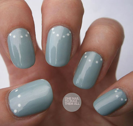 Manicure Nail Moon Polish
