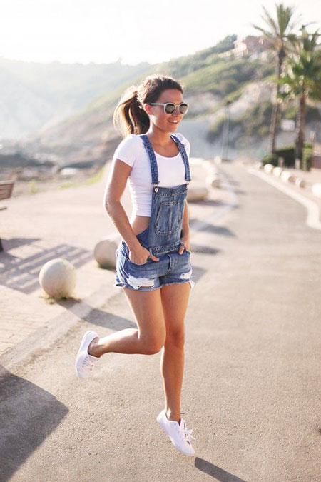 Easy and Cute Outit, Summer Outfits Fashion Down